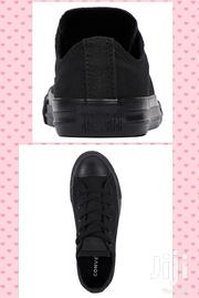 Black Low Tops Converse All Star Chuck Taylor | Shoes for sale in Nairobi, Nairobi Central