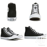 Black White High Tops Converse All Star Chuck Taylor | Shoes for sale in Nairobi, Nairobi Central