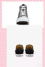 Black White Low Tops Converse All Star Chuck Taylor | Shoes for sale in Nairobi, Nairobi Central