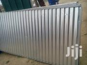 Panel Sides Iron Sheets-container Mabati | Building Materials for sale in Nairobi, Njiru
