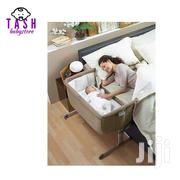 Side Sleeping Crib, Baby Crib Next 2 Me, Baby Bed,Baby Cot -dove Grey | Children's Furniture for sale in Nairobi, Westlands