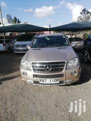 Mercedes-Benz M Class 2006 Gold | Cars for sale in Nairobi, Nairobi South