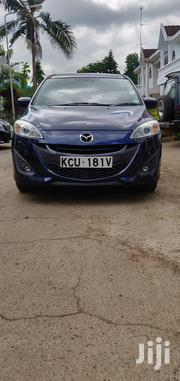 Mazda Premacy 2012 Blue | Cars for sale in Nairobi, Ngara