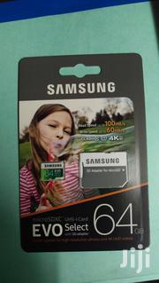 Samsung 64GB Microsdxc EVO Select Memory Card | Accessories for Mobile Phones & Tablets for sale in Nairobi, Nairobi Central