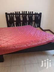 6*6, King Size Bed, Mahogany, Elegant, Stylish, Smooth Finish. | Furniture for sale in Nairobi, Nairobi Central