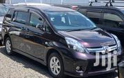 Toyota ISIS 2012 Purple | Cars for sale in Nairobi, Nairobi South