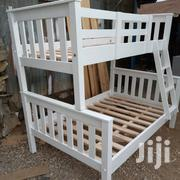 Bunk Bed White   Furniture for sale in Nairobi, Ngando