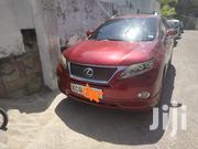 Lexus RX 2012 450H AWD Red | Cars for sale in Mombasa, Majengo