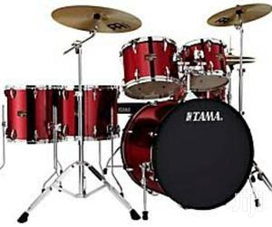 New Imperial Tama Drumset