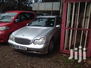 Mercedes-Benz C200 2003 Silver | Cars for sale in Nairobi, Nairobi Central