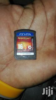 Ps Vita Resistance Game | Video Games for sale in Mombasa, Likoni