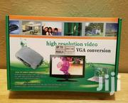 Ultra-high Hd Resolution Video Vga Conversion, Vga To (Bnc) Video And   TV & DVD Equipment for sale in Nairobi, Westlands