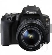 Canon EOS 200D 24.4MP Wifi Digital Camera EF-S 18-55mm Lll Lens | Photo & Video Cameras for sale in Nairobi, Nairobi Central