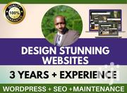 I Will Create A Responsive Wordpress Website Design In 72 Hours | Computer & IT Services for sale in Uasin Gishu, Kaptagat