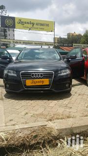 New Audi A4 2012 1.8 TSFI Automatic Black | Cars for sale in Nairobi, Kilimani