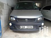 Toyota Townace 2004 Silver   Cars for sale in Mombasa, Majengo