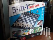 5 In 1 Family Game With Snake And Lader Chinese Checkers, Flying Chess | Books & Games for sale in Nairobi, Nairobi Central