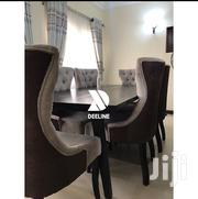 6 Seater Dining Table Set With Tufted Seats. | Furniture for sale in Nairobi, Riruta