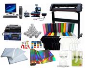 Advanced T-shirt Printing Vinyl Cutter & Heat Press Package. | Printing Equipment for sale in Nairobi, Nairobi Central