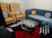 8 Seater Buttoned Sofa Set | Furniture for sale in Nairobi, Baba Dogo