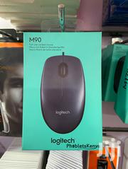 Logitech Wired Mouse M90 Black USB | Computer Accessories  for sale in Nairobi, Nairobi Central