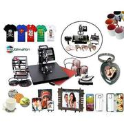 8 In 1 And 9 In 1 Combo Heat Press Sublimation Printing Machine | Printing Equipment for sale in Nairobi, Nairobi Central