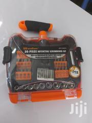 36 Piece Ratcheting Screwdriver Tool Set | Hand Tools for sale in Kiambu, Kikuyu