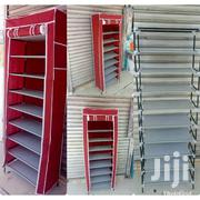1 Column Strong Metallic Shoe Rack | Furniture for sale in Nairobi, Komarock