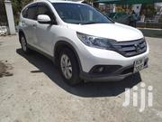 Honda CR-V 2012 White | Cars for sale in Mombasa, Shimanzi/Ganjoni