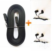 3M HDMI Cable - Black,Get Two Pairs Free Earphones | Accessories & Supplies for Electronics for sale in Nairobi, Kilimani