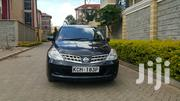 Nissan Tiida 2009 1.6 Visia Black | Cars for sale in Kajiado, Ongata Rongai