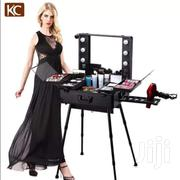 Trolley Make Up Case, Portable Make Up Station, With Led Light | Tools & Accessories for sale in Nairobi, Nairobi Central