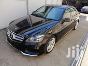 Mercedes-Benz E250 2015 Black | Cars for sale in Mombasa, Ziwa La Ng'Ombe