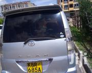 Toyota Noah 2005 Silver | Cars for sale in Nairobi, Ruai