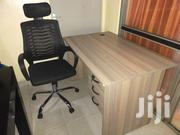 Standard Office Chair And Office Desk 4ft X 2.5 Ft Combo | Furniture for sale in Nairobi, Nairobi Central