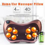 Generic Relaxation Massager Pillow Vibrator Electric Shoulder Back Hea | Tools & Accessories for sale in Nairobi, Nairobi Central