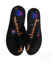 Black Champions Thong Sandals | Shoes for sale in Nairobi, Nairobi Central