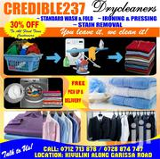 CREDIBLE237 Drycleaners | Cleaning Services for sale in Kiambu, Thika