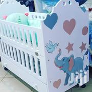 Baby Cot With Mattress And Cot Net | Children's Furniture for sale in Nairobi, Umoja II