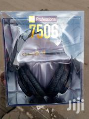 Sony Mdr-7506 Headphone | Photography & Video Services for sale in Nairobi, Nairobi Central