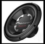 Pioneer TS-A30S4, 1400 Watts, Single Coil Subwoofer | Audio & Music Equipment for sale in Nairobi, Ngara