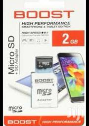 Boost 2gb Memory Card | Accessories for Mobile Phones & Tablets for sale in Nairobi, Nairobi Central