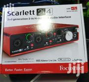 Scalet 2i4 Soundcard | Audio & Music Equipment for sale in Nairobi, Nairobi Central
