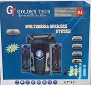 Goldentech Sub Woofer | Audio & Music Equipment for sale in Nairobi, Nairobi Central