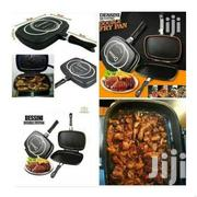 Very High Quality Double Grill Pan | Kitchen & Dining for sale in Nairobi, Komarock