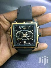 Emporio Armani Chronograph Gents Watch | Watches for sale in Nairobi, Nairobi Central