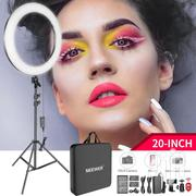 Ring Light 18 Inches Outer Neewer 55W 5500K Dimmable LED Makeup | Accessories & Supplies for Electronics for sale in Nairobi, Nairobi Central