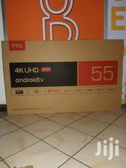 TCL Smart UHD 4K Television 55 Inch | TV & DVD Equipment for sale in Nairobi, Nairobi Central