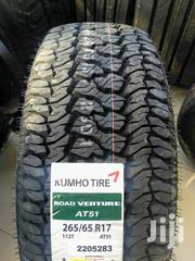 265/65r17 Kumho Tyres Is Made in Korea   Vehicle Parts & Accessories for sale in Nairobi, Nairobi Central