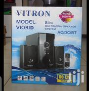 Vitron 2 In 1 Bluetooth Subwoofer | Audio & Music Equipment for sale in Nairobi, Nairobi Central